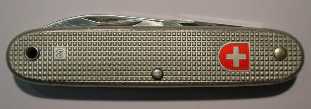 Soldier Model 1961 Swiss Knives Info