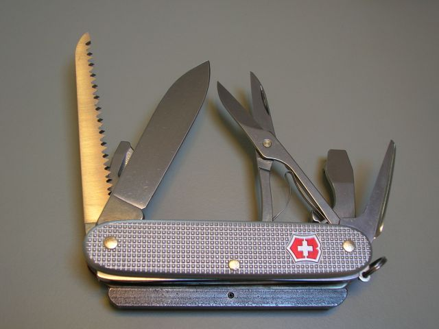 Modifications Page 2 Swiss Knives Info