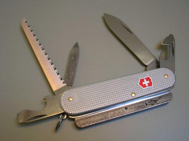 Firesteel Swiss Knives Info