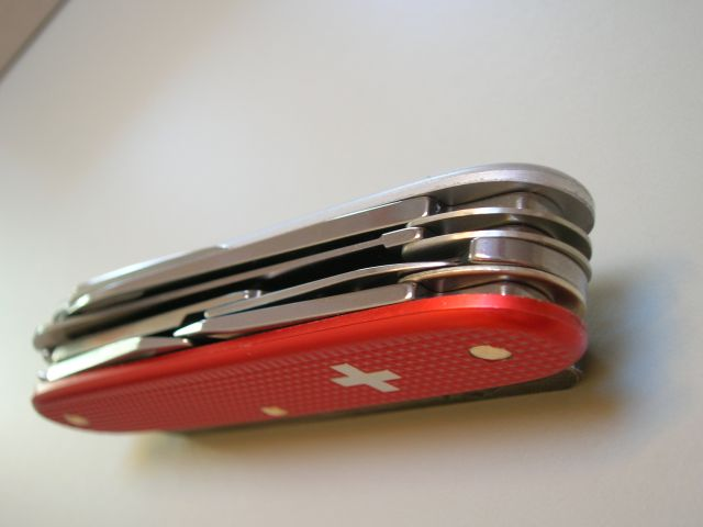 Firesteel Swiss Knives Info