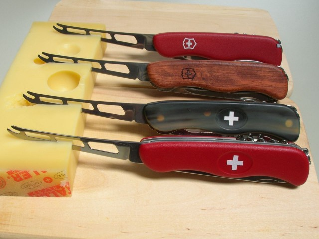 Cheese Knife Swiss Knives Info