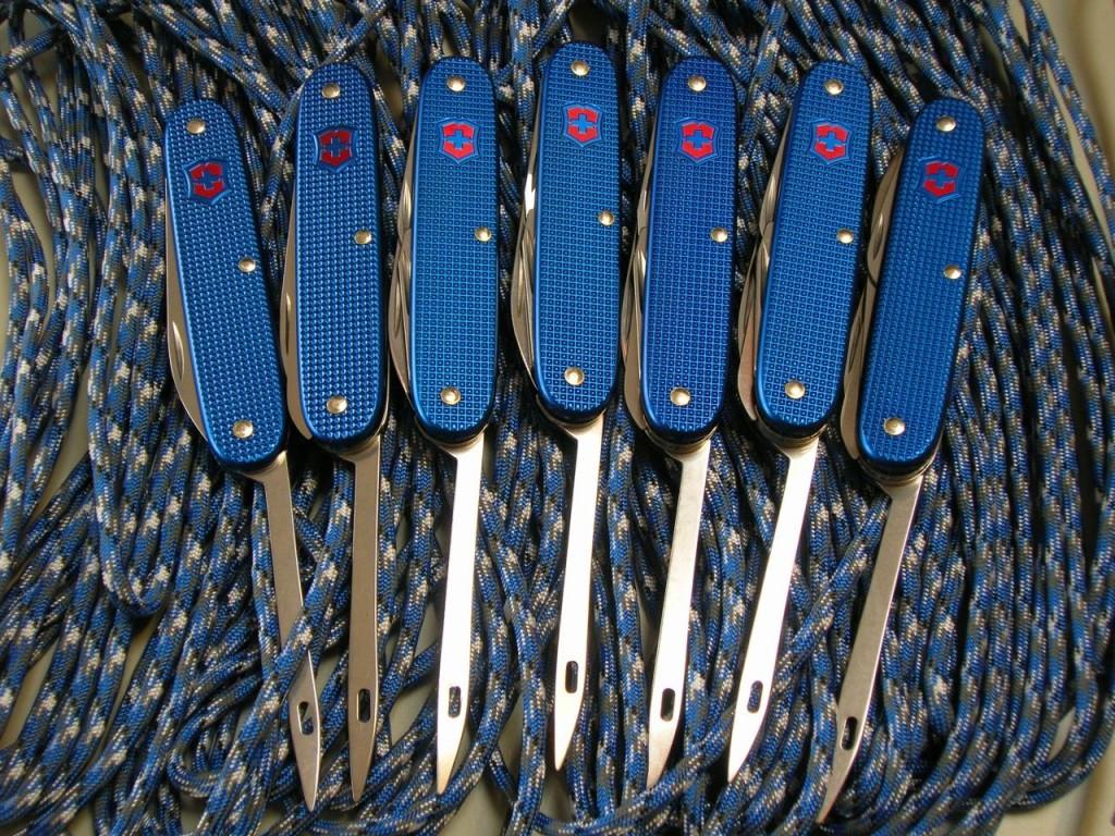 Marlinspike Swiss Knives Info