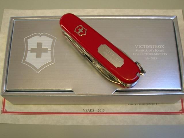 Vsakcs Carl Elsener Explorer 2013 Swiss Knives Info