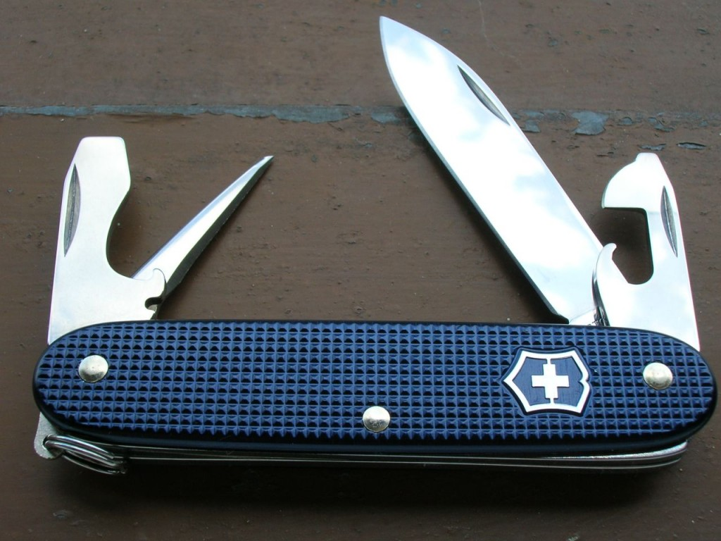 Cadet Swiss Knives Info