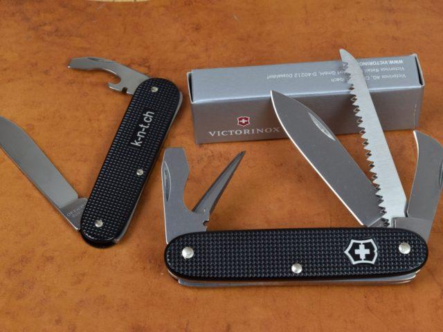 Alox 93mm Swiss Knives Info